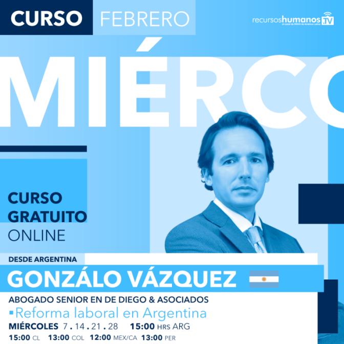 """RecursosHumanos.tv """"curso gratuito sobre Derecho Colectivo"""""""