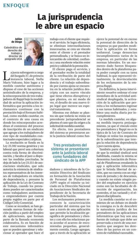 El Cronista 26.03.19 - JdD